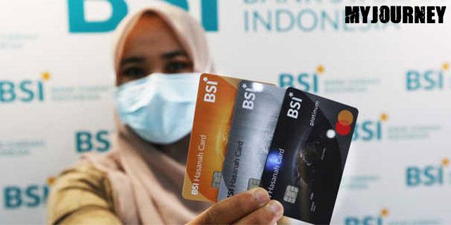 Jenis Kartu Kredit BSI Hasanah