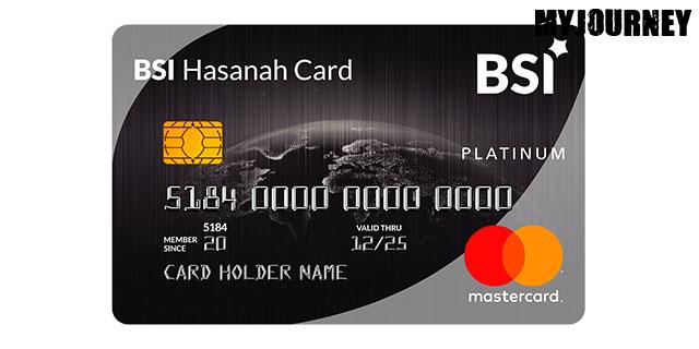 Limit Kartu Kredit BSI Hasanah