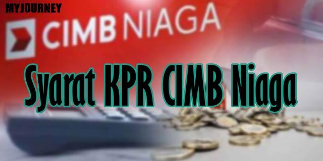 Syarat KPR CIMB Niaga