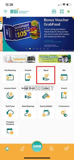 Buka Aplikasi BSI Mobile 22