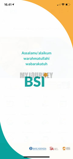 Buka Aplikasi BSI Mobile 28