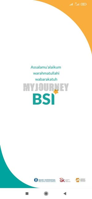 Buka Aplikasi BSI Mobile 4