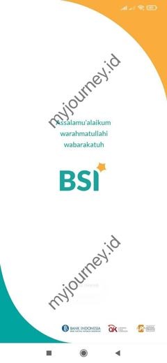 Buka Aplikasi BSI Mobile 8