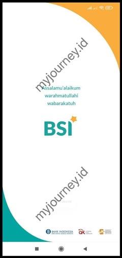 Buka Aplikasi BSI Mobile 9