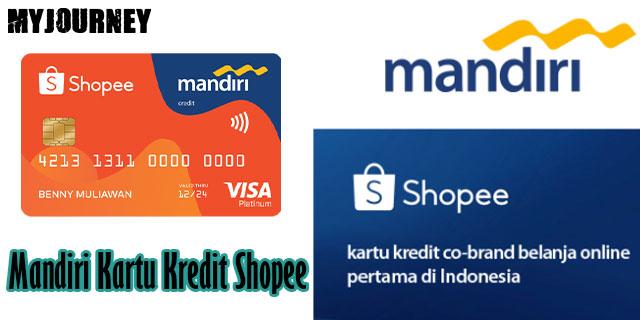 Mandiri Kartu Kredit Shopee