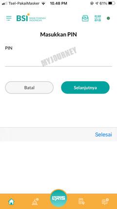 Masukkan PIN Transaksi 14