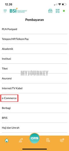 Pilih E Commerce 1