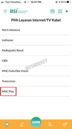Pilih MNC Play