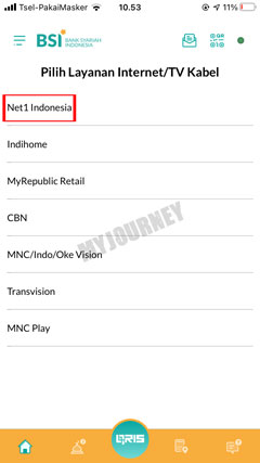 Pilih Net1 Indonesia