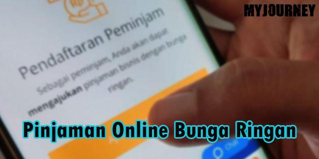 Pinjaman Online Bunga Ringan