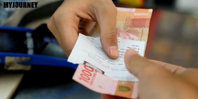 Tarik Tunai Tanpa Kartu ATM BSI di Indomaret