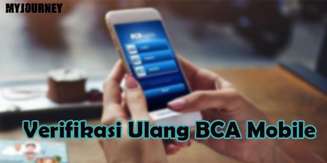 Verifikasi Ulang BCA Mobile