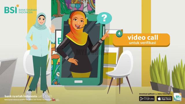 Video Call untuk Verifikasi