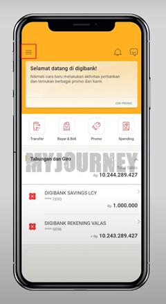 Buka Aplikasi Digibank by Dbs