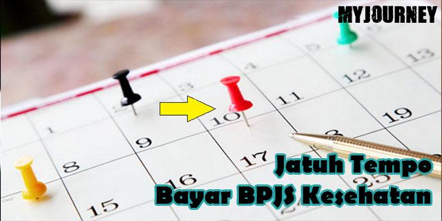 Jatuh Tempo Bayar BPJS Kesehatan