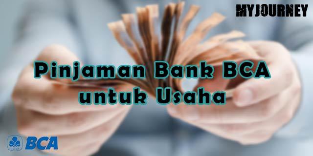 Pinjaman Bank BCA untuk Usaha