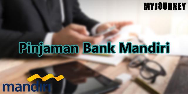 Pinjaman Bank Mandiri
