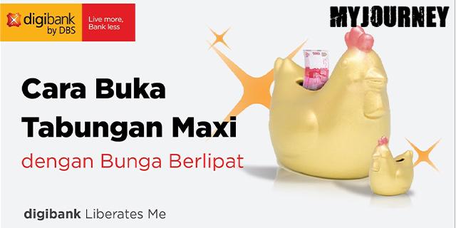 Tabungan Maxi Dbs