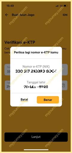 Verfikasi E KTP 2