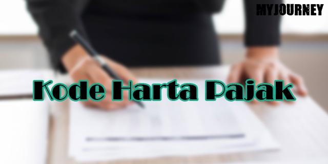 kode harta pajak