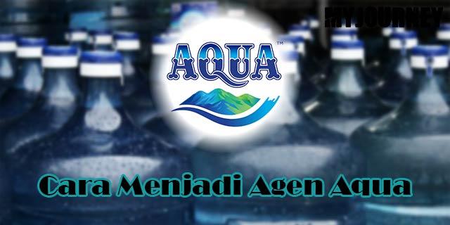 Cara Menjadi Agen Aqua