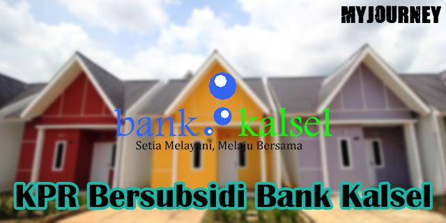 KPR Bersubsidi Bank Kalsel