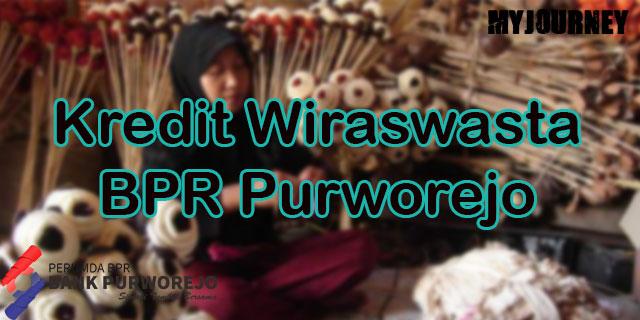 Kredit Wiraswasta BPR Purworejo