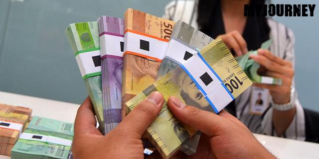 Limit Maksimal Penukaran Uang Baru