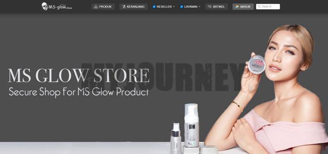 1 Buka Situs MS Glow