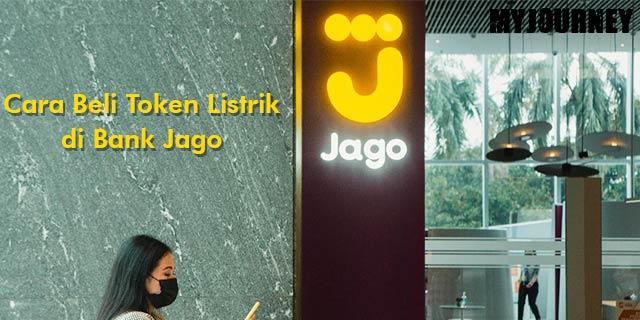 Cara Beli Token Listrik di Bank Jago Mobile