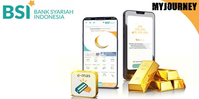 Cara Buka Tabungan Emas Bank BSI 1