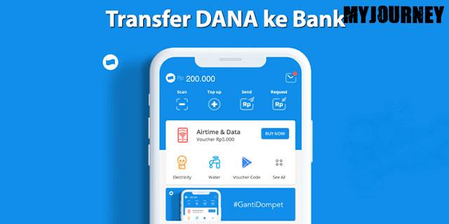 Menabung Lewat Transfer E Wallet