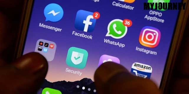 Non aktifkan Tautan ke Aplikasi Sosial Media