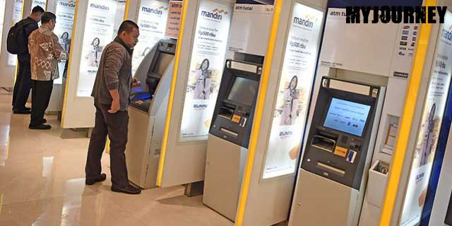 Perhatikan Lokasi Mesin ATM
