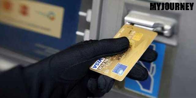 Periksa Mesin ATM yang Digunakan