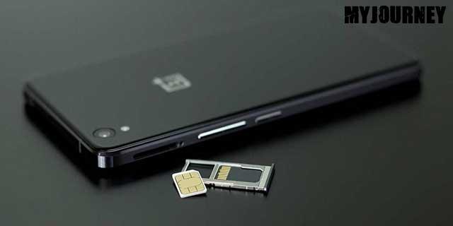 Ubah SIM Card