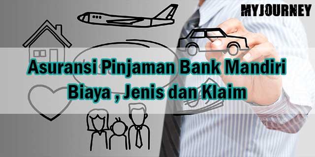 Asuransi Pinjaman Bank Mandiri