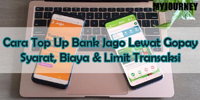 Cara Top Up Bank Jago Lewat Gopay