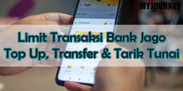 Limit Transaksi Bank Jago