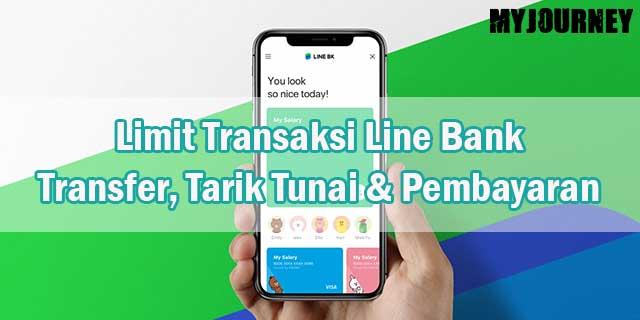 Limit Transaksi Line Bank