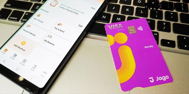 Limit Transaksi dengan Kartu Debit Jago