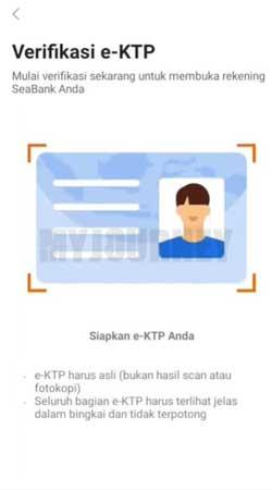 Verifikasi E KTP