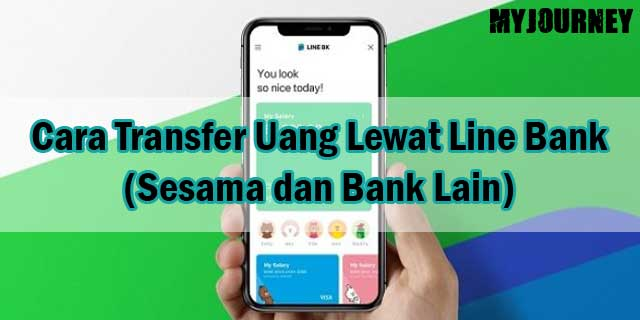 Cara Transfer Uang Lewat Line Bank