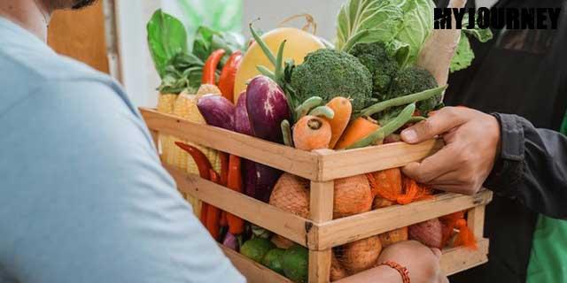 Pasarkan Sayuran dengan Cepat