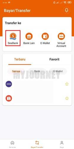 Pilih SeaBank
